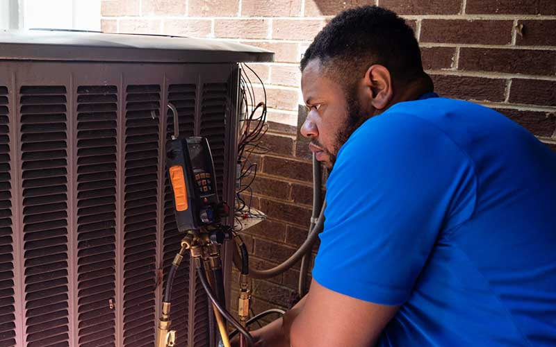 best mechanical heating and air